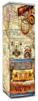 Наклейки на холодильник - Вечный странник купить в магазине Интерьерные наклейки