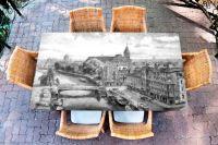 Наклейка на стол - Кёнигсберг| Купить фотопечать на стол в магазине Интерьерные наклейки